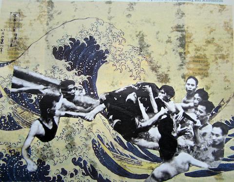Wave - by Emma Finch (UK)