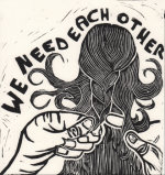 We Need Each Other - by Monica Trinidad (USA)