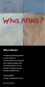 Who's Afraid - by Alida Lyssens (Belgium)