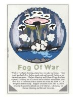 Fog of War - by Doug Minkler (USA)