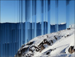 Glitched-Greenland 4 - by Susanne Layla Petersen (Denmark)