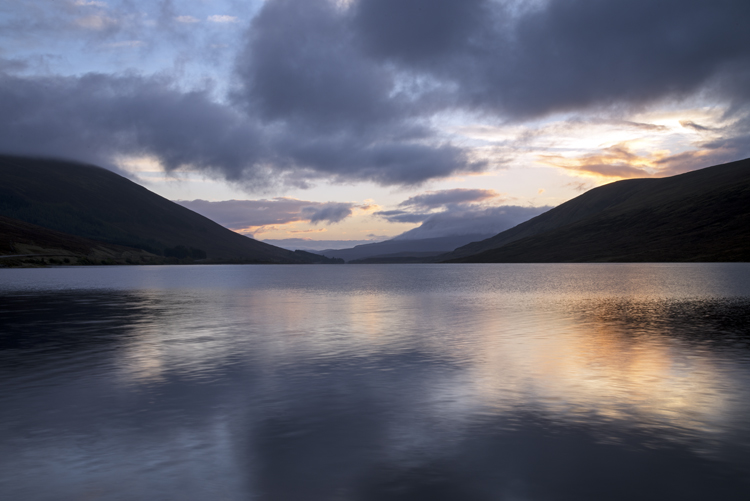 Loch Chroisg Dawn