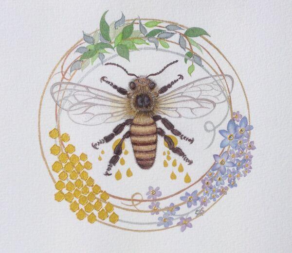 Honeybee World of Delight