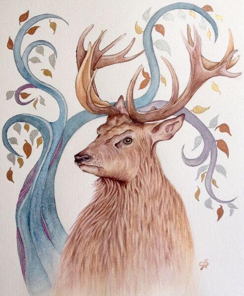 Red Deer Magic