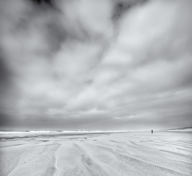 Beach Walk, Le Porge