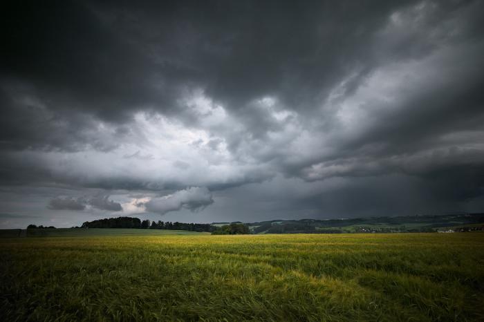 Thunderstorm, Flözlingen