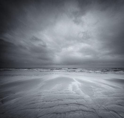 Beach lines, Sylt