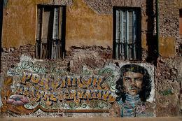 Che Guevara Mural, San Telmo