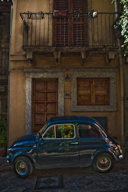 Classic Fiat 500