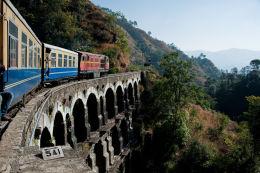 Kalka to Shimla Railway