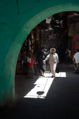 The Souks, Marrakech