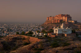 Mehrangarh Fort and Jaswant Thada