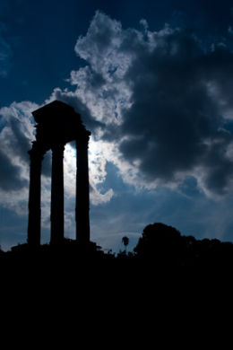 Temple of Castor and Polux