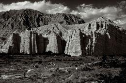Los Castillos, Calchaqui Valley