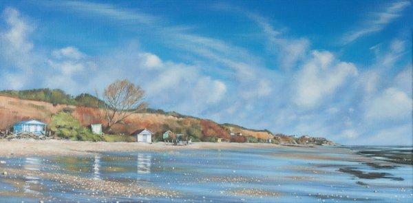 Beach Hut Calm
