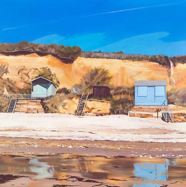 Forelands Beach Huts