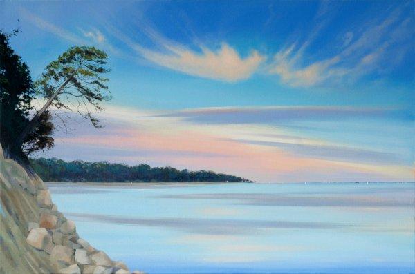 Priory Bay Sunset
