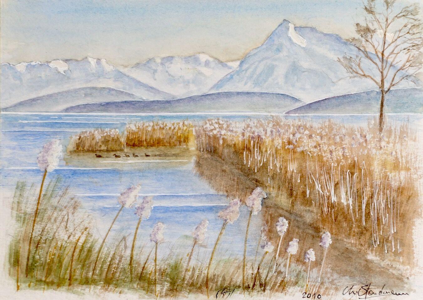 Lac de Thoune 1