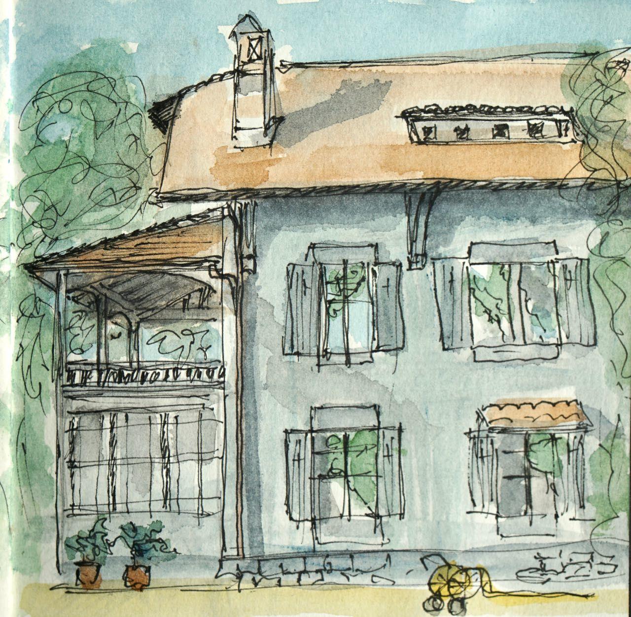 Maison à Prangins (VD)