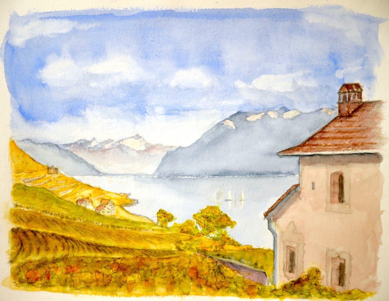 Vignobles du Lavaux, Vaud