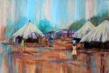 Chief Makuni's Village