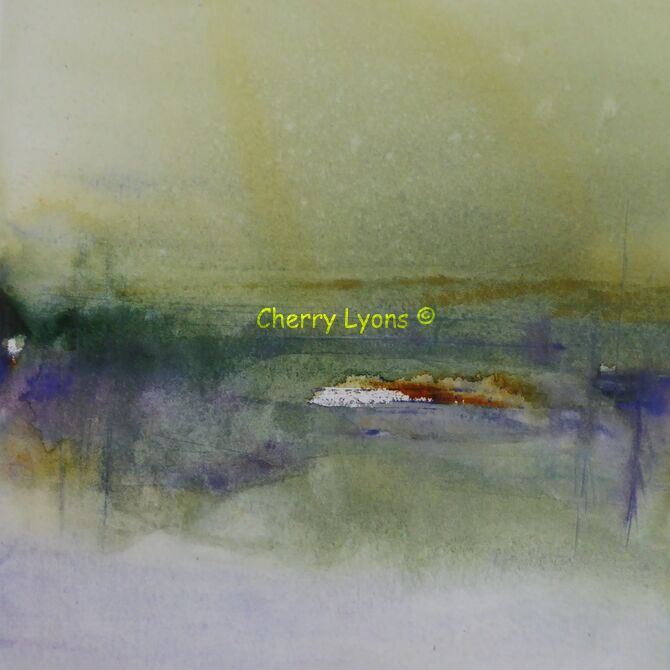 Green and Pleasant Land by Cherry Lyons