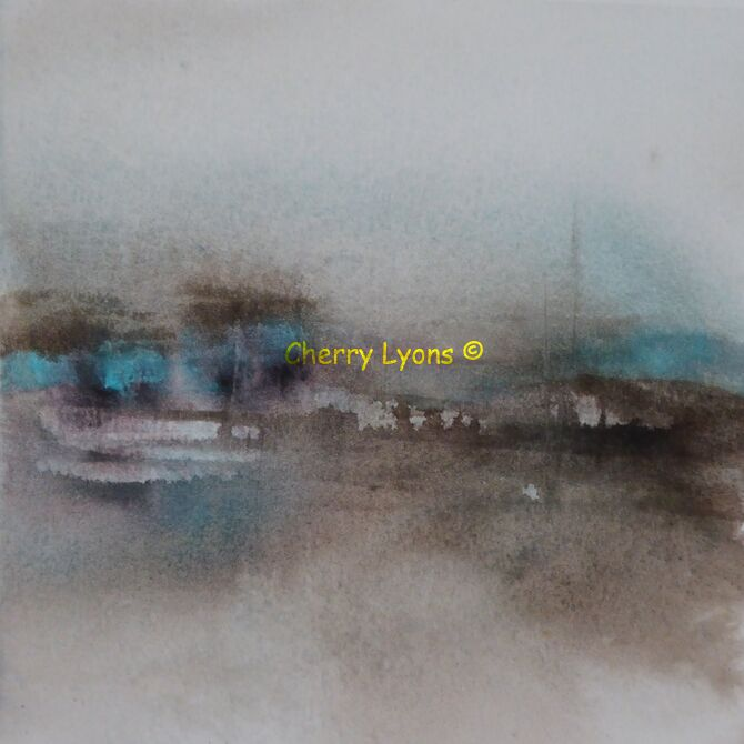 Marine Mists by Cherry Lyons