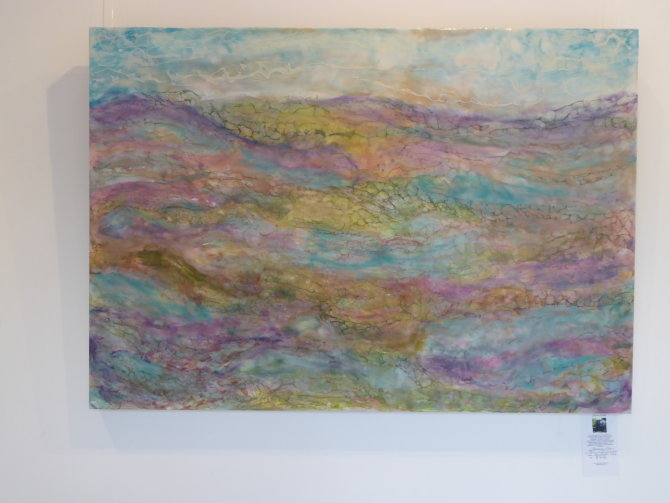Opalescence Colour as Spring meets Summer