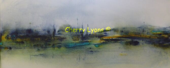 Waterside Imaginations by Cherry Lyons