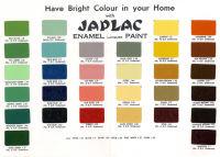 colour charts: Chris Eckersley