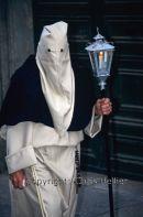 White Penitent Easter Festival Malta