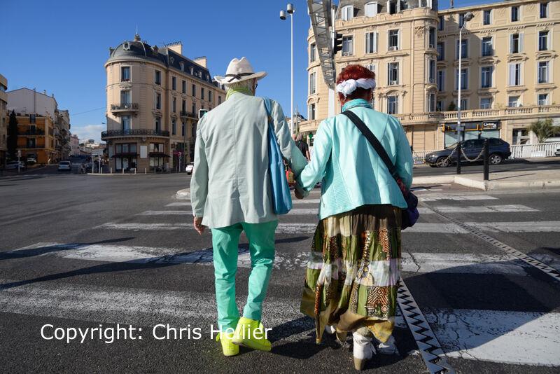 Passage Piéton Cannes