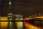 London Bridge and the Shard.