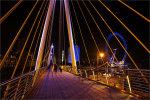 The Golden Jubilee bridge,London