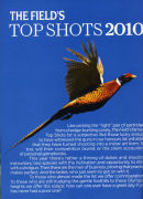 Image used in the August 2010 Field Magazine