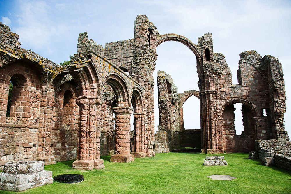 Priory Lindisfarne
