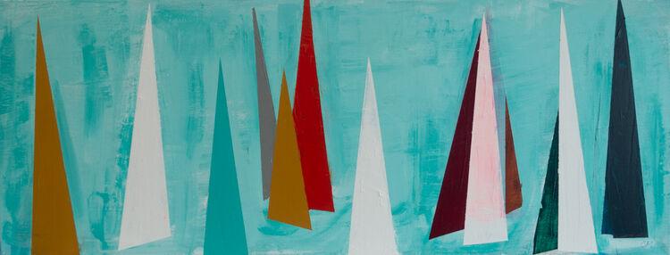 Abstract boats 1