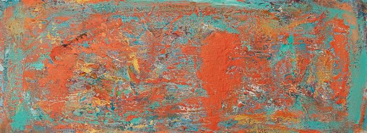 Orange palette