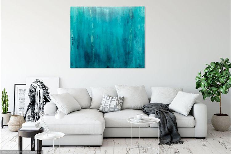 'A blue Light'