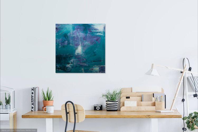 'Purple mist'