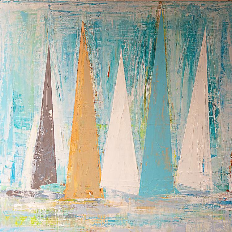 Sail Away [detail]