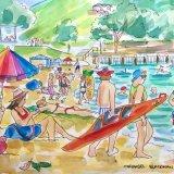 SYDNEY BEACH DAY