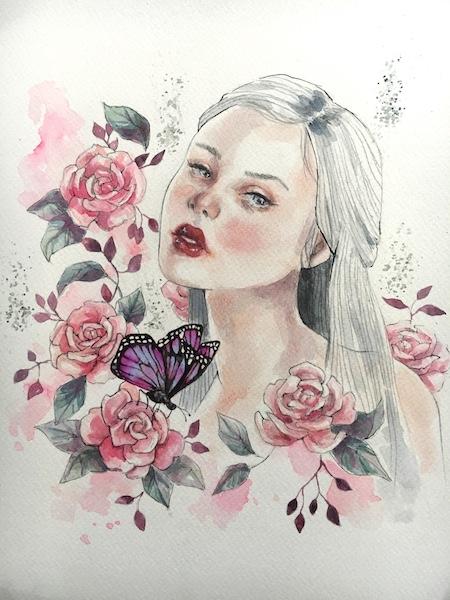 Floral Dreamer