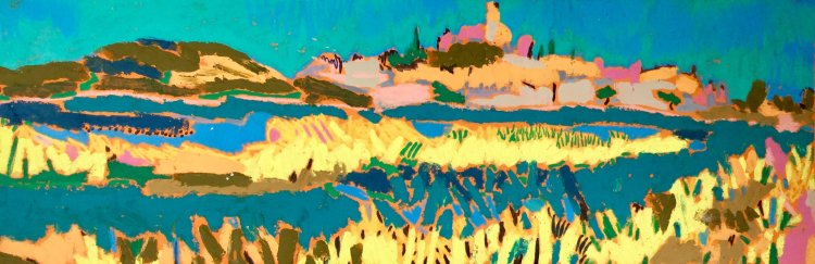 'Old Castle of Gruissan' SOLD
