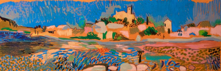 'The Old Castle' SOLD