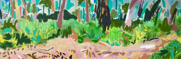 'Arcachon Forest No4'