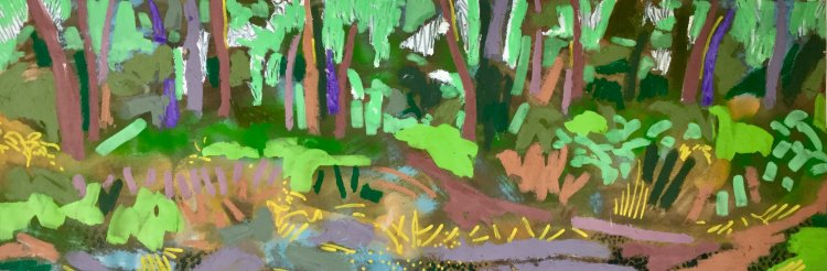 'Arcachon Forest No2'