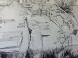 Section of Noirmoutier Memory Drawing