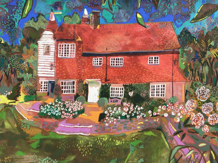 'Bettenham Manor' SOLD
