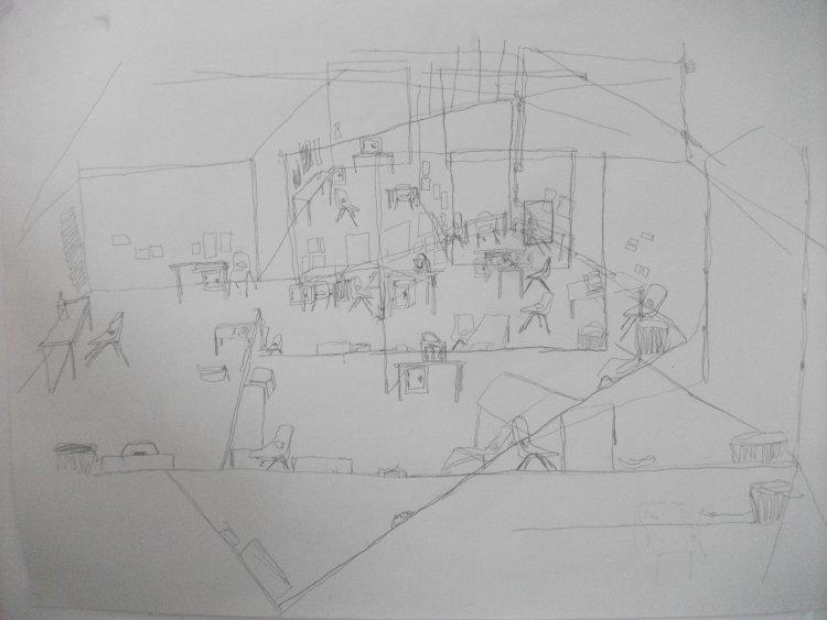 Studio Journey Drawing
